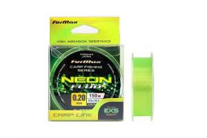 Formax FXN - CARP NEON FLUO 300m 0.25mm