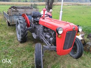 Traktor IMT 539 DeLuxe