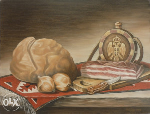 Umjetnička slika - Tradicija 2