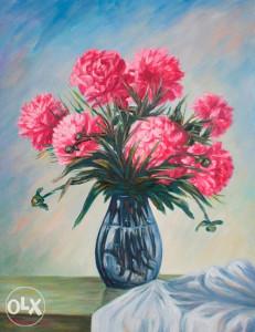 Umjetnička slika - Cvijeće