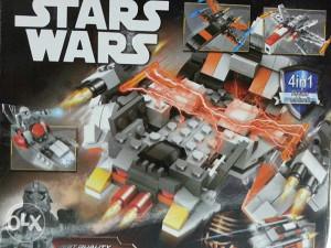 STAR WARS LEGO KOCKE