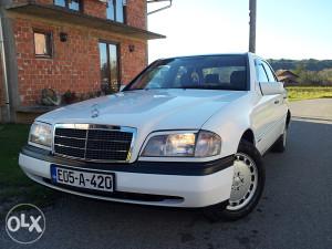 Mercedes C klasa 220 dizel klima