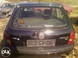 Opel corsa 94/98 - Štoplampa L