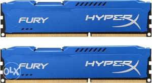 Kingston HyperX Ram DDR3 1600MHz 2x8GB