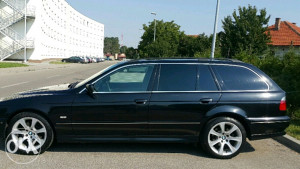 Bmw e39 facelift 142 kw exkluziv oprema