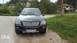 Mercedes ML 320 CDI 4 MATIC
