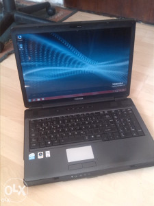 Toshiba satelite l350-20d intel dual core-win 7