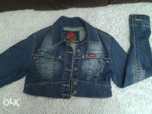 kratka jakna jeans