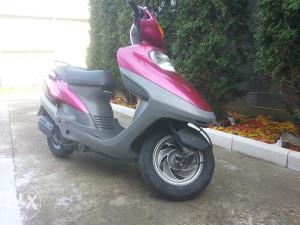 Scooter Honda 125 ccm