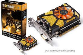 Zotac geforce gt 440 1gb ddr5 dx11