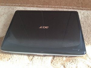 Acer Aspire 7720 - Core 2 Duo T5450 - 2GB - 250GB