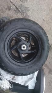 Felga sa gumom  disk