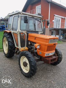 TRAKTOR FIAT 450 DT