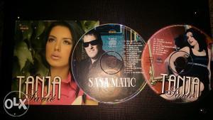 CD Tanja Savić i Saša Matić