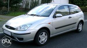 Ford focus 1,6 benzin model 2004