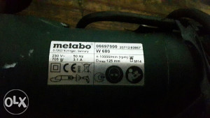 Metabo mala fleksa