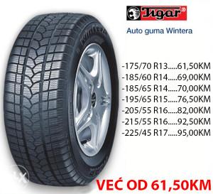 TIGAR WINTERA 225/45 R17