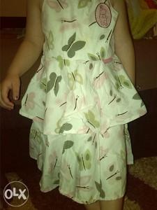 Haljina za djevojcicu - Br. 2-3  98 H&M