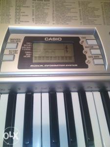 Klavijatura CASIO 496