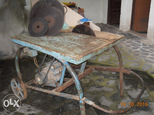 gradilišna kružna pila 2.2.kw