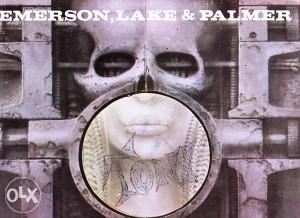 EMERSON, LAKE AND PALMER-BRAIN SALAD SURGERY Lp