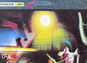 Wishbone Ash-Nouveau Calls lp