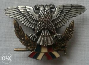 Oznaka za beretku oficira Vojske Jugoslavije