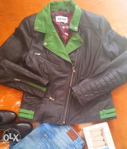 Kožna jakna-nova kolekcija