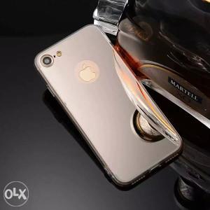 iPhone 7 Maska Silver mirror - srebreno ogledalo