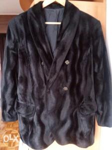 Zenski kratki kaput XL
