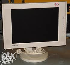 "Samsung lcd monitor, sivi 15"""