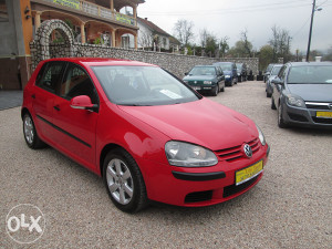 Golf 5 1.9 Tdi 77 kw