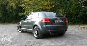 Audi A3 3.2 Quatrro