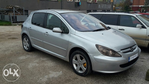 PEUGEOT 307, 2.0 HDi, 66 kW..