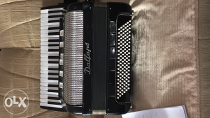 Harmonika Delicia 120 b, s duplom kabinom