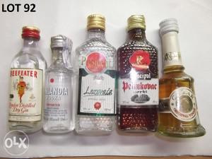 Unučići čokanji fraklići male flašice Xlll