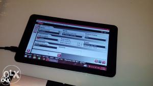 Univerzalna dijagnostika Delphi Tablet sa programom