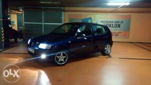 Polo 1.4 16V 2001 Euro4