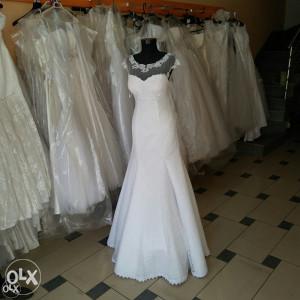 sirena vjenčanica bijela