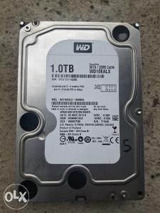 Hard disk sata za racunar 1tb (1000gb sata III)