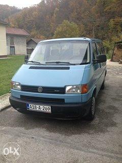 VW KOMBI t4