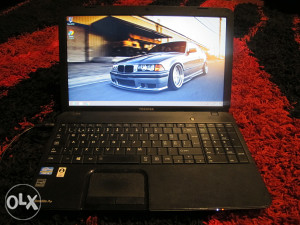 Toshiba Satellite Pro C850 Core i5-3230M 8GB DDR3