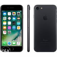Iphone 7 256 GB mat crni 256GB