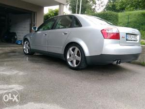Audi A4 S-line (RS)