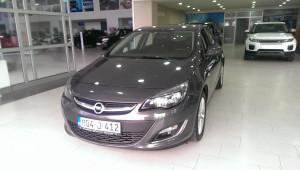 Opel Astra J 1.7 CDTI 130KS 2013. god.