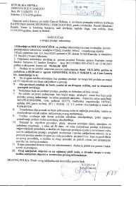 STAMBENI OBJEKAT U ISTOČNOM SARAJEVU-SUDSKA PRODAJA-