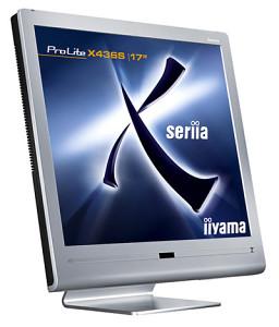 """Prolite lcd monitor 17"""" vga/dvi/usb/zvucnici"""