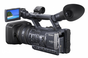 Sony Handycam camcorder HDR-AX2000