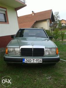 Mercedes 124 2.0 dizel