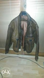 Kozna jakna echtes leder